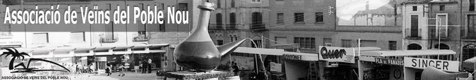 Associació de Veïns del Barri del Poble Nou de Vilafranca del Penedès